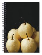 Asian Pears Spiral Notebook