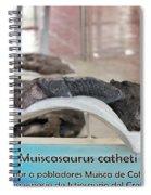 Centro De Investigaciones Paleontologicas Spiral Notebook