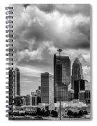 Charlotte North Carolina Spiral Notebook