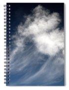 Clouds Spiral Notebook