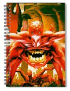 Creature Spiral Notebook