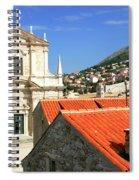 Croatia, Dubrovnik Spiral Notebook