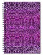 Purple Shade Spiral Notebook