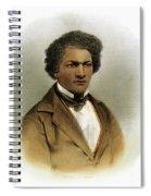 Frederick Douglass Spiral Notebook