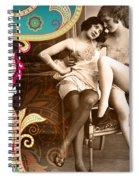 Goddesses Spiral Notebook