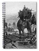 Hannibal (247-183 B.c.) Spiral Notebook