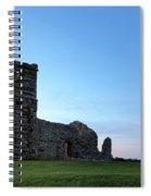 Knowlton Church - England Spiral Notebook