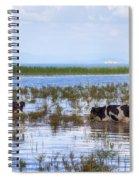 Lake Beysehir - Turkey Spiral Notebook
