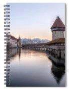 Lucerne - Switzerland Spiral Notebook