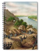 Siege Of Vicksburg, 1863 Spiral Notebook