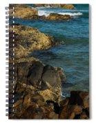 Sunshine Beach At Noosa, Sunshine Coast Spiral Notebook