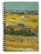 The Harvest Spiral Notebook