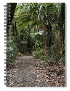 Walking Trail Spiral Notebook