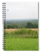#940 D1095 Farmer Browns West Newbury Spiral Notebook