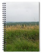 #940 D1096 Farmer Browns West Newbury Spiral Notebook