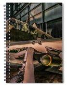 A-36a Apache Spiral Notebook