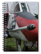 A - 4 Skyhawk - 2 Spiral Notebook