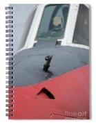 A - 4 Skyhawk - 5 Spiral Notebook