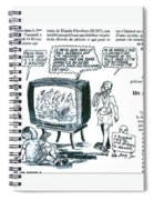 A Bagdad Spiral Notebook