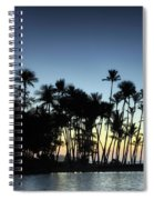 A-bay Aloha Spiral Notebook