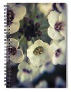 A Beautiful Bouquet  Spiral Notebook