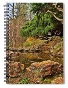 A Better Place - Deep Cut Gardens Spiral Notebook