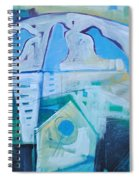 A Birds Life Spiral Notebook