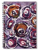 A Bit Of Whimsey Spiral Notebook