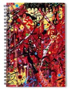 Is A Black Cloud Coming This Way Spiral Notebook