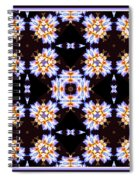 A Blast Of Winter Spiral Notebook