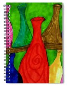 A Bottle Collection Spiral Notebook