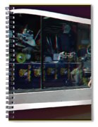 A Boy Can Dream - Use Red-cyan 3d Glasses Spiral Notebook