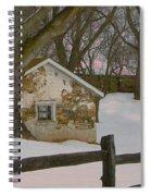 A Brandywine Winter Spiral Notebook