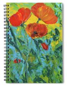 A Breath Of Spring Spiral Notebook