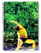 A Breath - Still - In The Moment Spiral Notebook