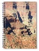 A Canyon Scene Spiral Notebook