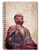 Buddha 5 Spiral Notebook
