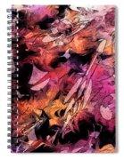 A Childhood Spiral Notebook