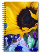 A Childs Mind... Spiral Notebook