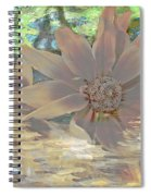 A Christmas Dream By Beverly Guilliams Spiral Notebook