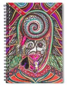 A Circle Of Thoughts Spiral Notebook