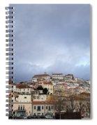 A City Portrait  Spiral Notebook