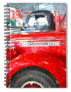 A Classic Show Spiral Notebook