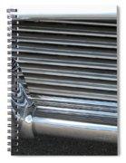 A Clean Grill Spiral Notebook