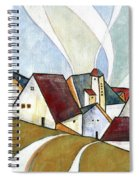 A Cold Day Spiral Notebook