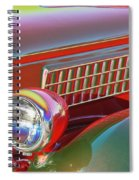 A Colorful Classic Spiral Notebook
