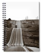A Country Mile 1 Spiral Notebook