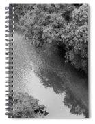A Creek Runs Through It -- 2 Spiral Notebook