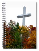A Cross In Tennessee Spiral Notebook
