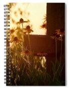 A Cross Spiral Notebook